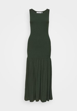 JOSEPHINE DRESS - Robe d'été - bottle green