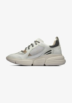 TRI COMET - Sneakers laag - white