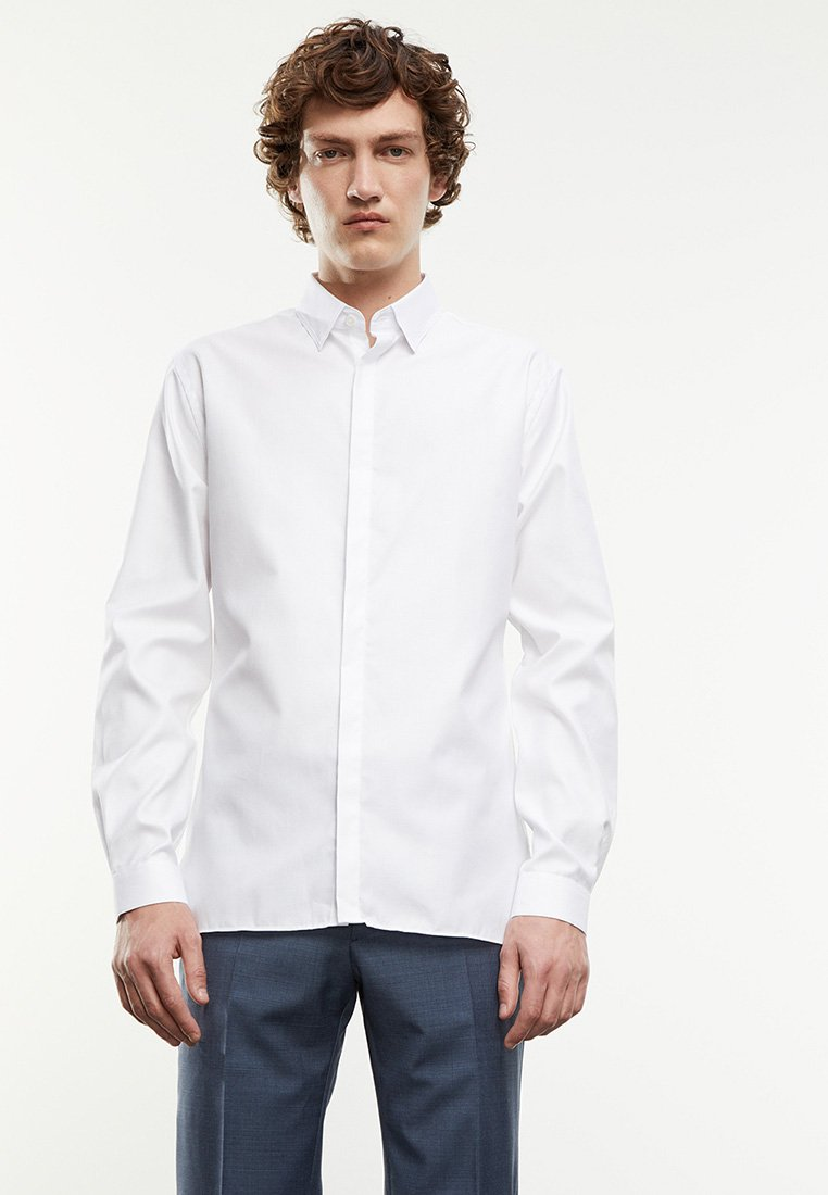 The Kooples - CLASSIQUE - Formal shirt - white