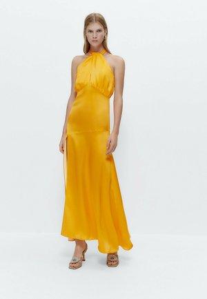 MANDARINE - Maxi dress - yellow