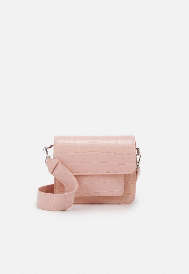 CAYMAN POCKET - Across body bag - soft pink