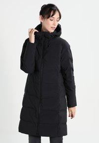 Patagonia - JACKSON GLACIER - Down coat - black - 0
