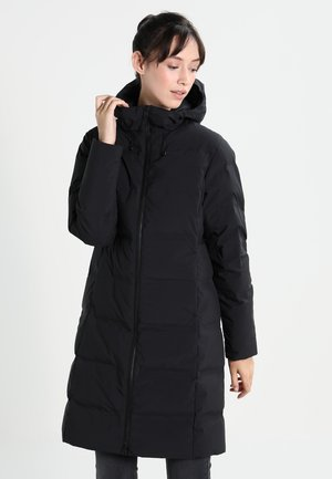 JACKSON GLACIER - Down coat - black