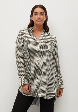 TANIA - Button-down blouse - benvit