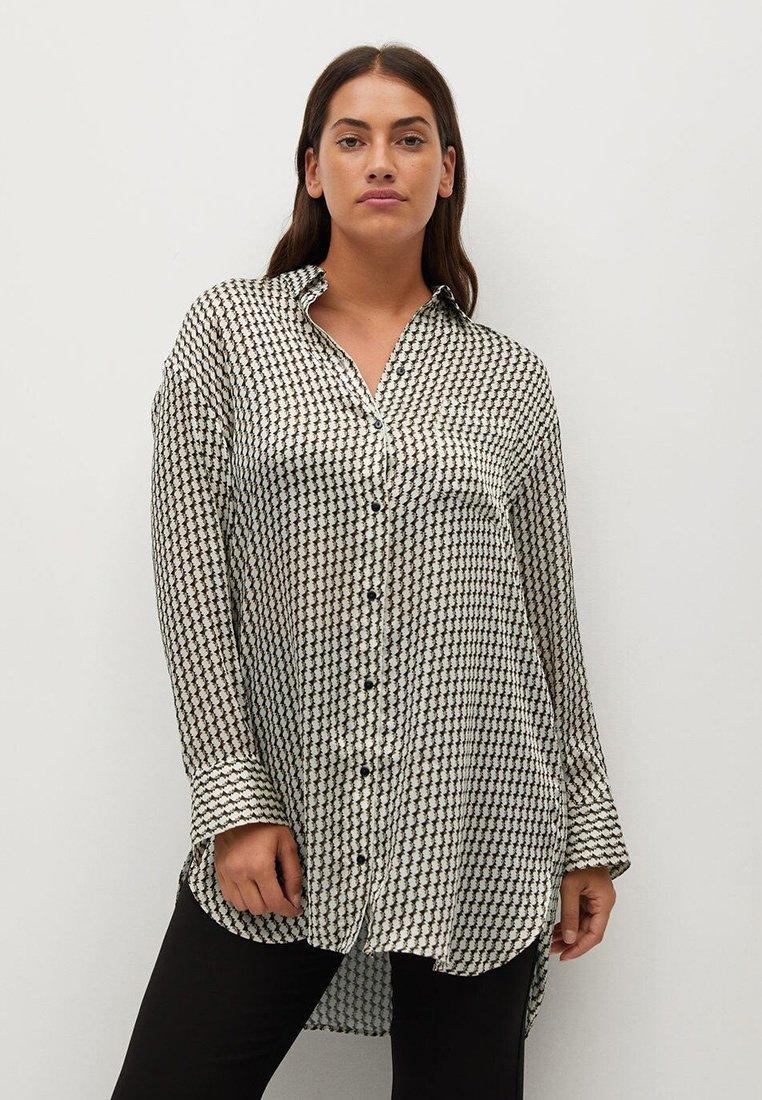 Violeta by Mango - TANIA - Button-down blouse - benvit