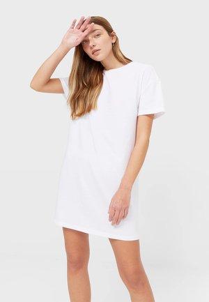 Jerseykjoler - white