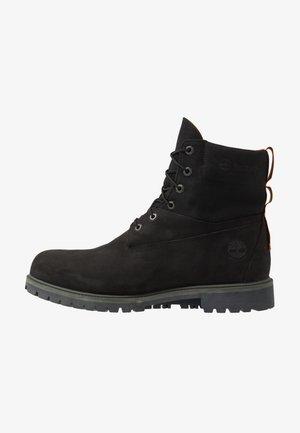 PREMIUM - Lace-up ankle boots - black