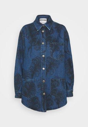 BLOUSE - Skjorte - fantasy blue