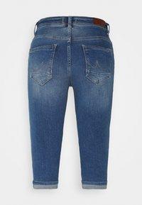 LTB - JODY - Denim shorts - frosty wash - 1
