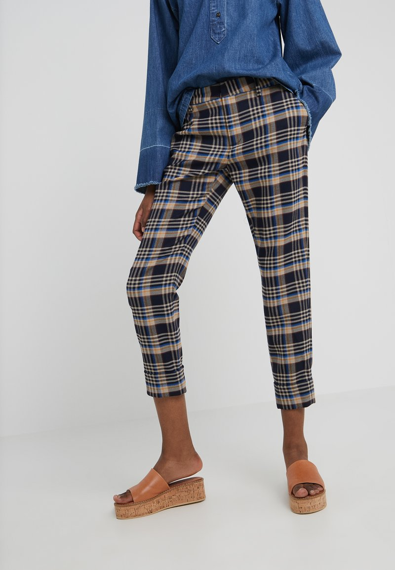 CLOSED - STEWART - Trousers - dark night