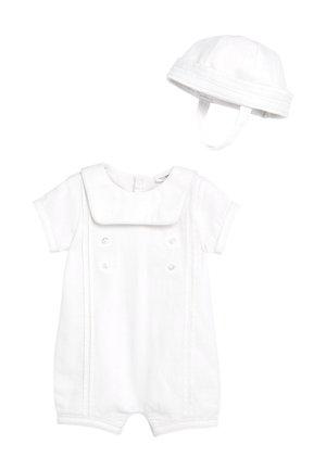 SET - Jumpsuit - white