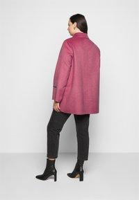 Persona by Marina Rinaldi - NATURA - Classic coat - lilac - 2