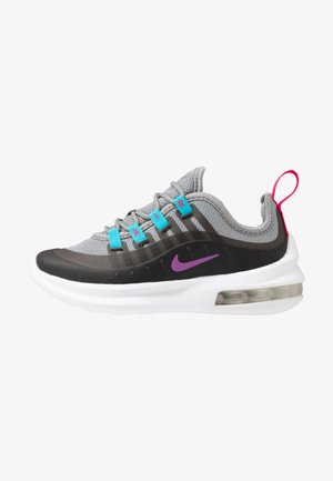 AIR MAX AXIS - Tenisky - particle grey/purple/black/blue fury