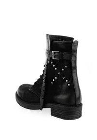 PRIMA MODA - RAVALLE  - Cowboy/biker ankle boot - black - 2