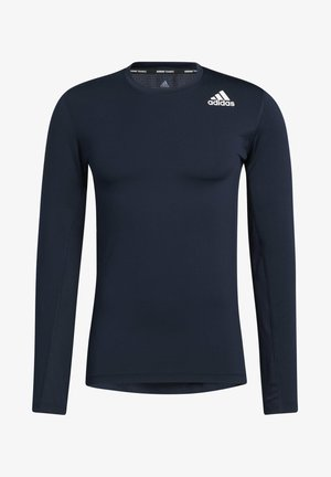 Turf PRIMEGREEN TECHFIT WORKOUT COMPRESSION LONG SLEEVE T-SHIRT - T-shirt de sport - blue