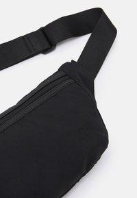 Pier One - UNISEX - Bum bag - black - 3