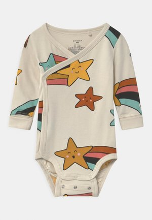 WRAP SHOOTING STARS UNISEX - Body - light beige
