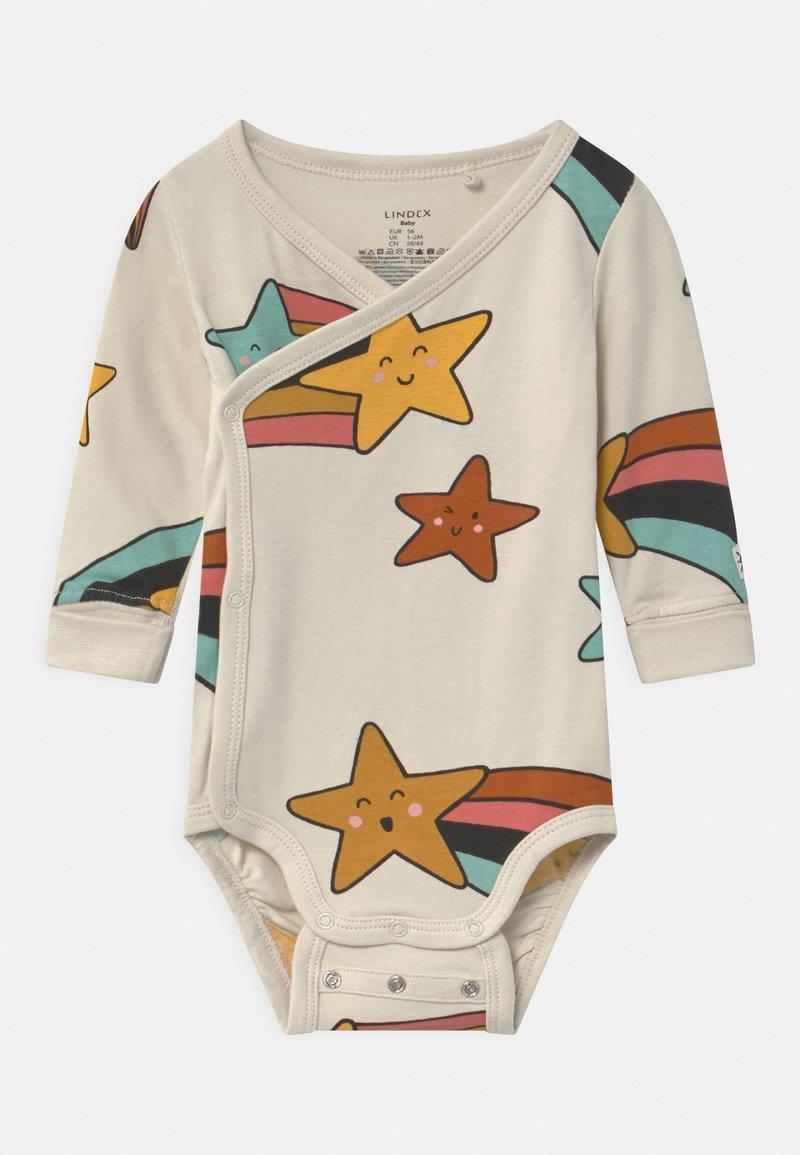 Lindex - WRAP SHOOTING STARS UNISEX - Body - light beige