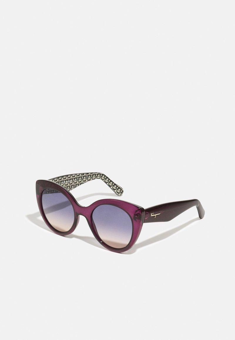 Salvatore Ferragamo - Sunglasses - crystal violet