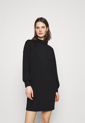 WILONI - Day dress - black