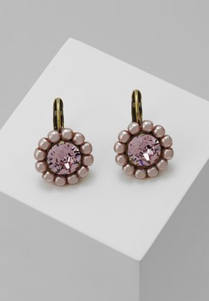 KALEIDOSCOPE ILLUSION - Earrings - beige