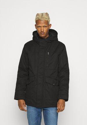 ONSELLIOT - Zimní kabát - black