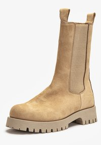 Inuovo - Platform ankle boots - light brown - 5