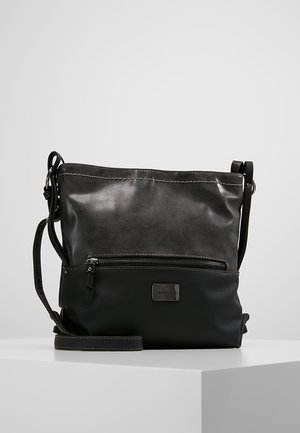 ELIN CROSS BAG - Sac bandoulière - schwarz