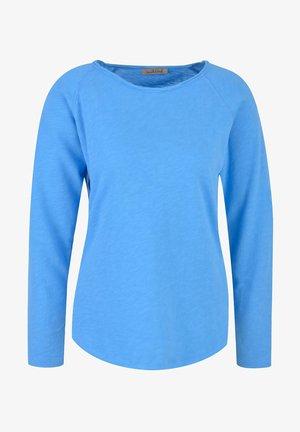 Sweatshirt - cornflower blue