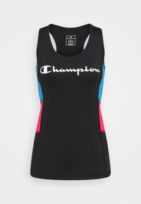 TANK LEGACY - Top - black/blue/red