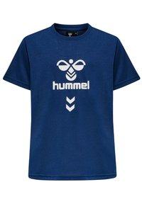 Hummel - Shorts - estate blue - 1