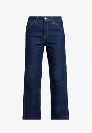 CARPENTER - Straight leg jeans - rinse