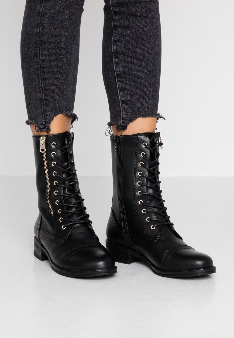 Call it Spring - AMELIA - Veterboots - black