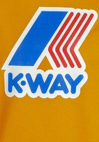 K-Way - EMANUEL - Sweatshirt - yellow - 5