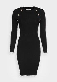 Morgan - RMTOUL - Jumper dress - noir - 3