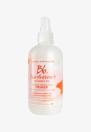 HAIRDRESSER´S INVISIBLE HEAT/UV PROTECTIVE PRIMER - Trattamenti capelli - -
