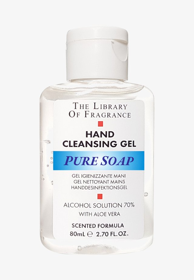 PURE SOAP HAND SANITIZER GEL  - Crème mains - pure soap