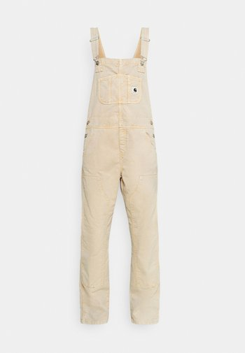 SONORA  - Dungarees - dusty brown