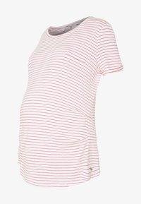 ARM - Print T-shirt - white/red