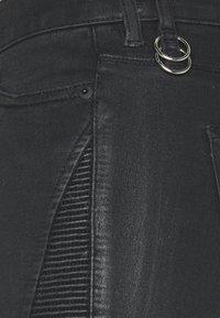 Diesel - SLANDY-BKM - Jeans Skinny Fit - black - 2
