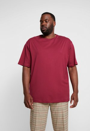 UEBERGROESSE - T-shirt - bas - winter berry