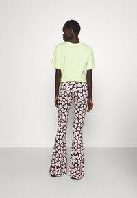 Stieglitz - SANA FLARED  - Kalhoty - multi - 2