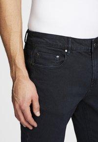 Bruun & Stengade - NEAL - Slim fit jeans - dark vintage - 3