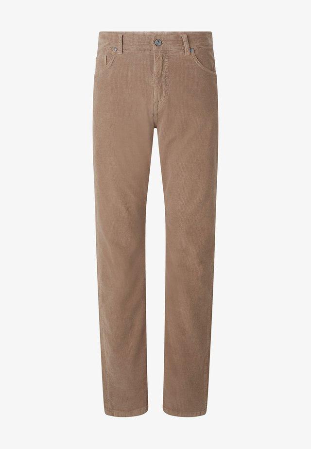 ROB - Pantalon classique - camel
