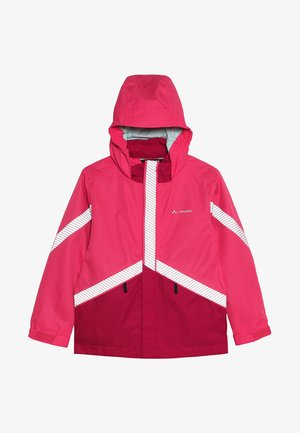 KIDS LUMINUM JACKET - Waterproof jacket - bright pink