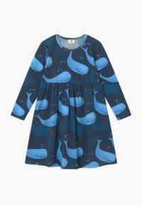 Walkiddy - Jersey dress - navy blue - 0