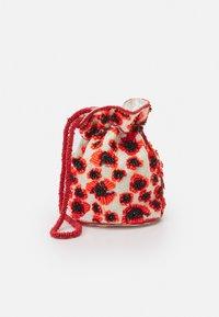 POPPA TORA BAG - Across body bag - fiery red