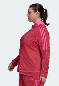 adidas Performance - TIRO  - Training jacket - pink - 2