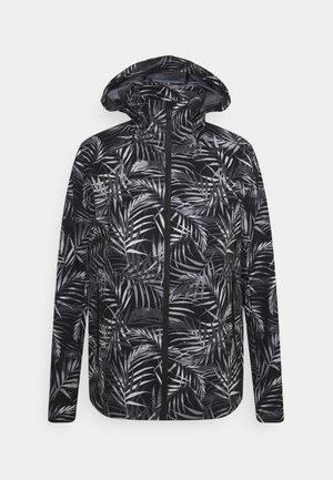 PRINTED - Summer jacket - black