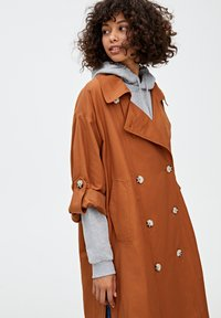 PULL&BEAR - Prochowiec - brown - 3